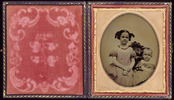 Titre original :  Ella E.W. Papineau and Louis-Joseph Papineau as children.