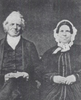 Titre original :    Description English: Reverend William Case and his second wife Date 1855 or earlier Source Sacred Feathers: The Reverend Peter Jones (Kahkewaquonaby) & the Mississauga Indians By Donald B. Smith, from United Church Archives, Victoria University Author Unknown Permission (Reusing this file) Public domainPublic domainfalsefalse This Canadian work is in the public domain in Canada because its copyright has expired due to one of the following: 1. it was subject to Crown copyright and was first published more than 50 years ago, or it was not subject to Crown copyright, and 2. it is a photograph that was created prior to January 1, 1949, or 3. the creator died more than 50 years ago. Česky | Deutsch | English | Español | Suomi | Français | Italiano | Македонски | Português | +/−