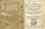 Titre original :  Canadiana | Thomas Fisher Rare Book Library | Richard Whitbourne - Discourse and Discovery of New-Found-Land