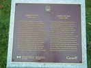 Titre original :    Description Français : Plaque sur Gabrielle Roy, parc du Bonheur-d'Occasion, Montréal Date 23 October 2011(2011-10-23) Source Own work Author Jeangagnon