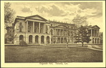 Titre original :  Osgoode Hall, Toronto, Can.; Author: Valentine & Sons' Publishing Co. Ltd; Author: Year/Format: 1910, Picture