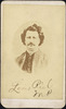 Original title:  Louis Riel Carte-de-visite