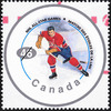 Titre original :  Maurice Richard [philatelic record] : Maurice Richard. Philatelic issue data Canada : 46 cents Date of issue 5 February 2000