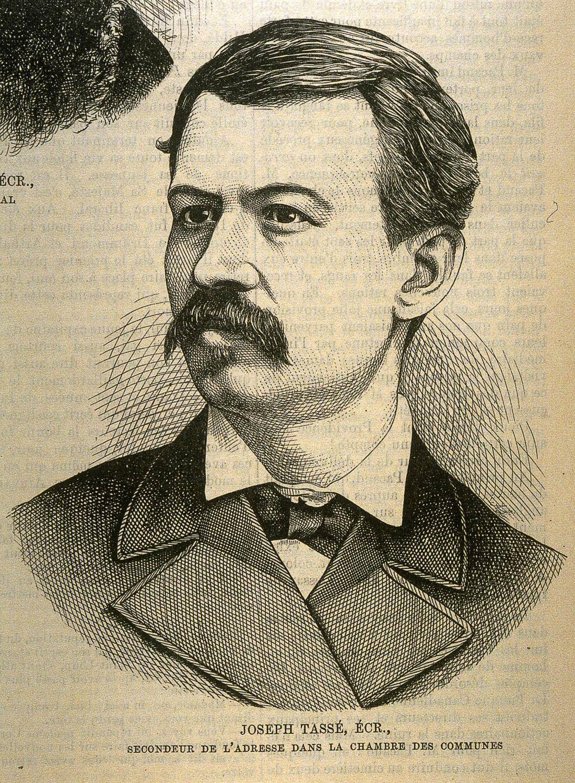 Biography – TASSÉ, JOSEPH – Volume XII (1891-1900 ... Joseph