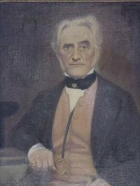 Original title:  John Corry Wilson Daly portrait. Image courtesy of the Daly Family Archive.