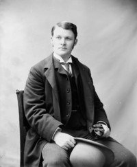 Original title:  Hon. Charles Hibbert Tupper, M.P., (Pictou, N.S.). Minister of Marine & Fisheries.