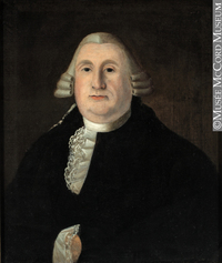 Titre original :  Painting Rene-Ovide Hertel de Rouville, 1720-1792 John Mare (attribué à / attributed to) About 1769, 18th century Oil on canvas 65.6 x 53.5 cm Purchase from Mme Cécile Bertrand M966.62.2 © McCord Museum Keywords:  Painting (2229) , painting (2226)