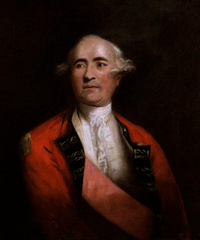 "Original title:    Description English: Oil on canvas painting of British General Sir Frederick Haldimand. See source for additional information. Date circa 1778(1778) Source National Portrait Gallery, London: NPG 4874   While Commons policy accepts the use of this media, one or more third parties have made copyright claims against Wikimedia Commons in relation to the work from which this is sourced or a purely mechanical reproduction thereof. This may be due to recognition of the ""sweat of the brow"" doctrine, allowing works to be eligible for protection through skill and labour, and not purely by originality as is the case in the United States (where this website is hosted). These claims may or may not be valid in all jurisdictions. As such, use of this image in the jurisdiction of the claimant or other countries may be regarded as copyright infringement. Please see Commons:When to use the PD-Art"