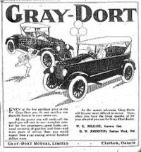 Original title:  Gray–Dort Motors - Wikipedia