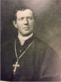 Titre original :  John Dalton. Image from Golden Centenary Booklet, Harbour Grace Diocese.