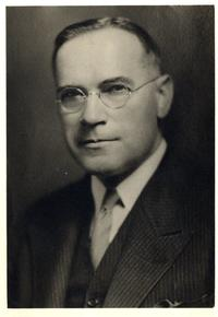 Original title:  F.W. Wegenast. Image courtesy of the family of F.W. Wegenast.