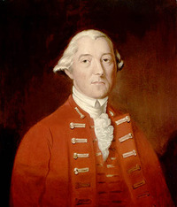 Original title:    Description Guy Carleton (1724-1808), governor of British North America Date circa 1760(1760) Source Canadian Military Heritage Author Unknown