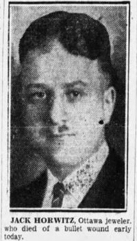 Original title:  Ottawa Citizen, Nov. 25 1931, page 1.