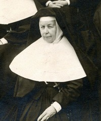 Titre original :  Mother Agatha (Margaret O'Neill). Image courtesy of the IBVM Archives.