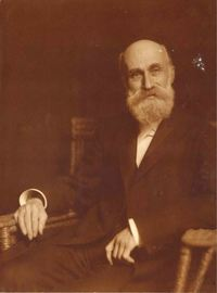 Original title:  William Sullivan Barnes. Image courtesy of the archives of the Unitarian Church of Montreal/Église Unitarienne de Montreal, Montreal, Quebec.