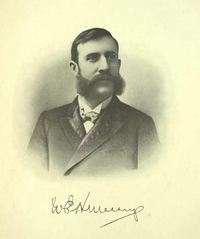 Original title:  Walter E. Massey. From Commemorative biographical record of the county of York, Ontario : containing biographical sketches of prominent and representative citizens and many of the early settled families. Published by J.H. Beers & Co., 1907. From Archive.org: https://archive.org/details/recordcountyyork00beeruoft