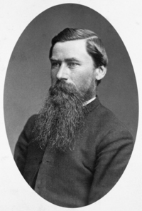 Original title:  Archdeacon John Alexander MacKay, Anglican missionary. Date: [ca. 1880s]. Image courtesy of Glenbow Museum, Calgary, Alberta.