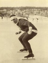 Titre original :  Charles Ingraham Gorman, Speed Skater, Saint John, New Brunswick circa 1921.JPG