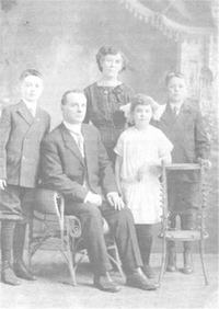 Original title:  Knight Family Photograph ca. 1911. Image courtesy of the Thunder Bay Historical Museum Society.  https://www.thunderbay.ca/en/city-hall/gertrude-cornish-knight.aspx
