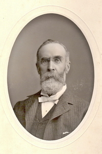 Original title:  George Gooderham  1830-1905