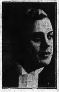 Titre original :  Moses Doctor. From: Ottawa Journal, 21 March 1934, pg 13.
