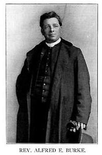 Original title:  Rev. Alfred E. Burke - Past and Present of Prince Edward Island, 1906.