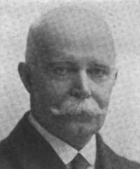 Titre original :  Portrait of William Gilbert Gosling from Who's Who in Canada, Volume 16, 1922, page 992.