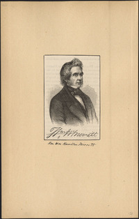 Titre original :  William Hamilton Merritt [graphic material]