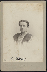Original title:  Eliza Ritchie