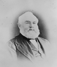 Titre original :  <p>William J. Christie. Circa 1873.  Courtesy Hudson's Bay Company Archives, Archives of Manitoba N20726.</p><p>Born in Fort Albany on Hudson's Bay in 1824, the son of Scotsman Alexander Christie and his Métis wife, Ann Thomas, Christie had been educated in Scotland before returning to Rupert's Land and joining the Company.  In 1859, Christie was chief trader for the Saskatchewan District and officer in command at Fort Edmonton. He remained in charge at Fort Edmonton until 1872, when he retired with the rank of Chief Inspecting Factor. He later served as a commissioner for the Treaty 4 and Treaty 6 negotiations.</p>