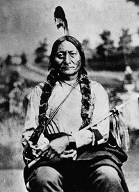 Original title:  Sitting Bull.
