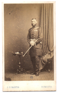 Original title:  Soldiers of the Queen - Colonel Richard George Amherst Luard