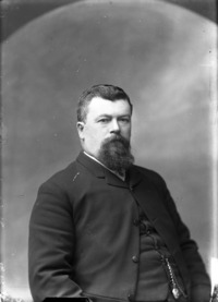 Original title:  Mr. Thomas Greenway 1838 - 1908.