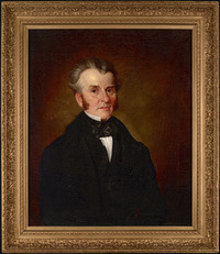 Titre original :  Portrait of the Honourable Henry Ruttan (1792-1871)