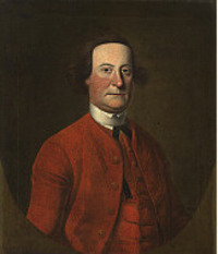 Titre original :    Description Major General John Bradstreet, an officer in the British Army. Date circa 1764(1764) Source National Portrait Gallery, Smithsonian Institution, Ref. NPG.2007.5 Author Thomas McIlworth