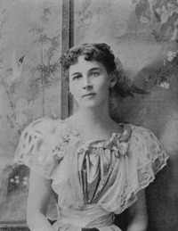 Original title:  Mrs. Sara Jeannette (nee Duncan), first woman's editor, Toronto Globe, then Montreal Star.