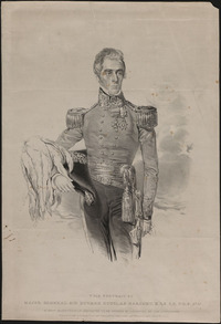Original title:  Major General Sir Howard Douglas Baronet, K.C.S. C.B. F.R.S. &c.&c.