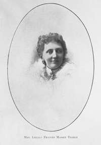 Titre original :  Lillian Frances Massey Treble, c.1895