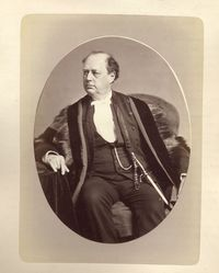 Titre original :  [Charles André Leblanc, sheriff of Montreal] [image fixe] / Studio of Inglis