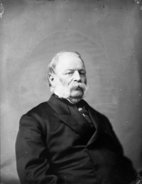 Original title:  Hon. Charles Wilson, (Senator) b. April 1808 - d. May 1877.