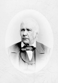Original title:  Delino D. Calvin, Member for Frontenac, Ontario Legislative Assembly.