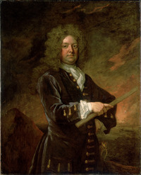 Original title:    Description English: Sir John Leake (4 July 1656 – 21 August 1720) Date Late 17th century - Early 18th century Source http://collections.rmg.co.uk/collections/objects/14308.html Author Sir Godfrey Kneller (1646–1723)   Alternative names Gottfried Kneller, Birth name: Gottfried Kniller Description German painter, draughtsman, engraver and miniaturist Date of birth/death 8 August 1646 7 November 1723 Location of birth/death Lübeck London Work period between circa 1660 and circa 1723 Work location Leiden (circa 1660–1665), Rome, Venice (1672–1675), Nuremberg, Hamburg (1674–1676), London (1676–1723), France (1684–1685) Authority control VIAF: 74127041 LCCN: n82103048 GND: 119080958 BnF: cb14980197d ULAN: 500015875 ISNI: 0000 0000 8154 5352 WorldCat WP-Person  This is a faithful photographic reproduction of an original two-dimensional work of art. The work of art itself is in the pub
