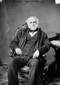 Original title:  Hon. John Hamilton, Senator (Kingston) 1802 - Oct. 10, 1882.