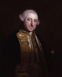 "Original title:    Artist After Sir Joshua Reynolds (1723–1792) Description British portrait painter Date of birth/death 16 July 1723(1723-07-16) 23 February 1792(1792-02-23) Location of birth/death Plympton, Devon London Work location London, Plympton, Italy Authority control VIAF: 27081216 | LCCN: n84168483 | PND: 118744771 | WorldCat | WP-Person Title Portrait of Edward Boscawen (1711-1761) Date circa 1755(1755) Medium oil on canvas Dimensions 76.2 × 63.5 cm (30 × 25 in) Current location National Portrait Gallery, London Native name National Portrait Gallery Location London Coordinates 51° 30' 33.73"" N, 0° 7' 39.84"" W    Established 1856(1856) Website www.npg.org.uk Notes This set of images was gathered by User:Dcoetzee from the National Portrait Gallery, London website using a special tool. All images in this batch have been confirmed as author died before 1939 according to the official death"