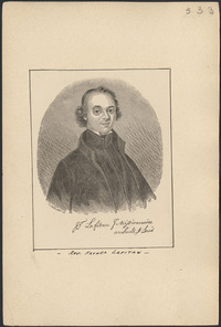 Original title:  Rev. Father Lafitau.