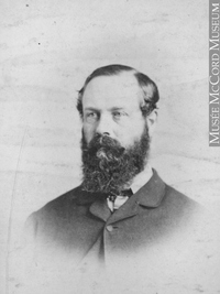 Original title:  Photograph Charles Stanley, Lord Monck, Governor General, Montreal, QC, 1862 William Notman (1826-1891) 1862, 19th century Silver salts on paper mounted on paper - Albumen process 8.5 x 5.6 cm Purchase from Associated Screen News Ltd. I-4437.1 © McCord Museum Keywords:&n