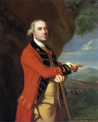 "Original title:    Description English: ""Thomas Gage,"" oil on canvas, by the American artist John Singleton Copley. Courtesy of the Yale Center for British Art. Date 1768–1769 Source http://www.the-athenaeum.org/art/full.php?ID=20620 Author John Singleton Copley (1738–1815) Description American painter Date of birth/death 3 July 1738(1738-07-03) 9 September 1815(1815-09-09) Location of birth/death Boston (Massachusetts) London Work location Boston, London Authority control LCCN: n50017577 