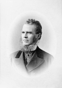 Titre original :  William P. Howland, Lieutenant-Governor of Ontario.