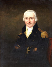 Titre original :  Admiral Sir Erasmus Gower (1742-1814)