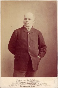 Original title:    DescriptionAemilius Irving in 1883.jpg English: Portrait photograph of Aemilius Irving (1823-1913) Date 1883 Source Law Society of Upper Canada Archives, Reference code: 995018-01P Retrieved from Flickr Author Eckerson & Millman, Photographers, Hamilton, Ont.